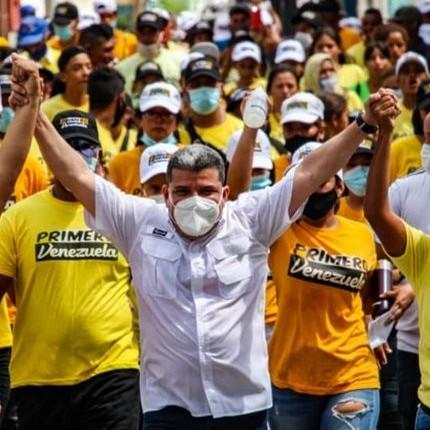 Diario Frontera, Frontera Digital,  PRIMERO VENEZUELA, Politica, ,Luis Parra: La mejor respuesta  a la consulta popular es votar el 6 de diciembre