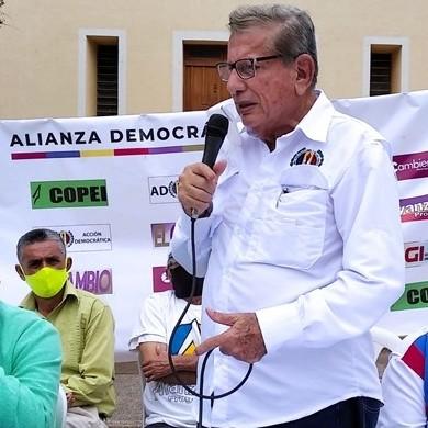 """Diario Frontera, Frontera Digital,  MANUEL MORA IZARRA, Politica, ,Mora Izarra: """"Una nueva AN tiene que enfocarse en buscar soluciones a la crisis"""""""
