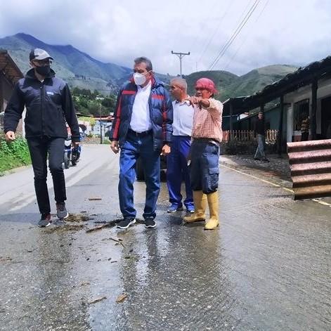 Diario Frontera, Frontera Digital,  GOBIERNO DE MÉRIDA, LLUVIAS, Regionales, ,Gobierno de Mérida da respuesta ante las emergencias por lluvias