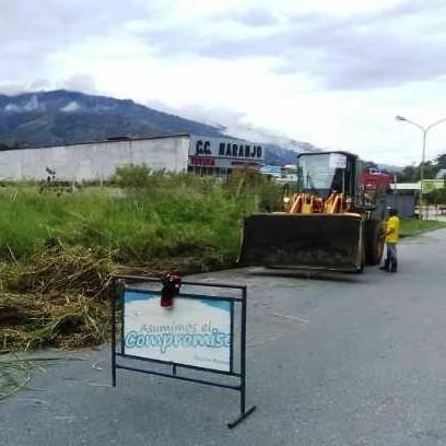 Diario Frontera, Frontera Digital,  AV PRINCIPAL LA MATA, LA MATA, Regionales, ,Alcides Monsalve: Comenzamos recuperación  de la avenida principal de La Mata