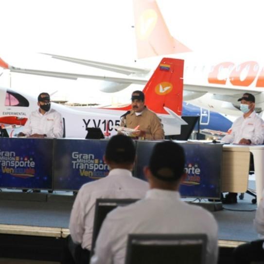 Diario Frontera, Frontera Digital,  CONVIASA, Nacionales, ,Gobierno autoriza vuelos directos de Conviasa Caracas -Bolivia