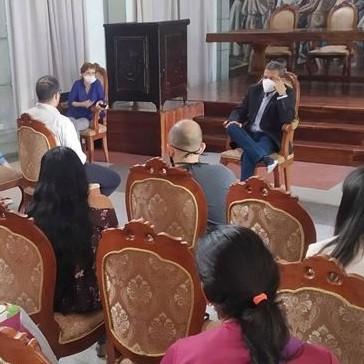 Diario Frontera, Frontera Digital,  GOBIERNO DE MÉRIDA, Salud, ,Gobernador de Mérida propuso a  médicos rurales continuar fortaleciendo salud en el estado