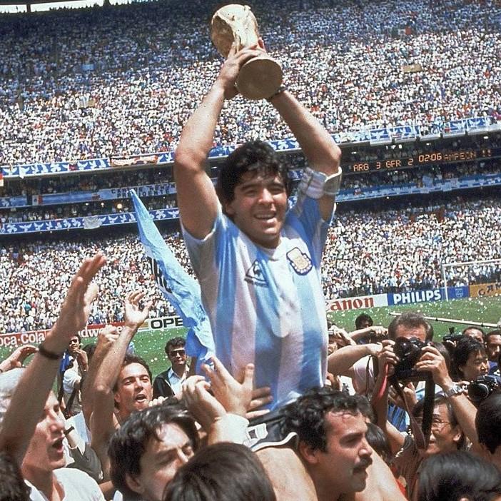 Diario Frontera, Frontera Digital,  DIEGO ARMANDO MARADONA, Deportes, ,Conmoción mundial: Murió Diego Armando Maradona