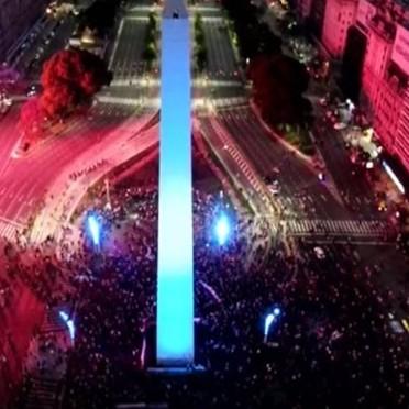 Diario Frontera, Frontera Digital,  OBELISCO, Deportes, ,El último adiós a Diego Armando Maradona será en la Casa Rosada
