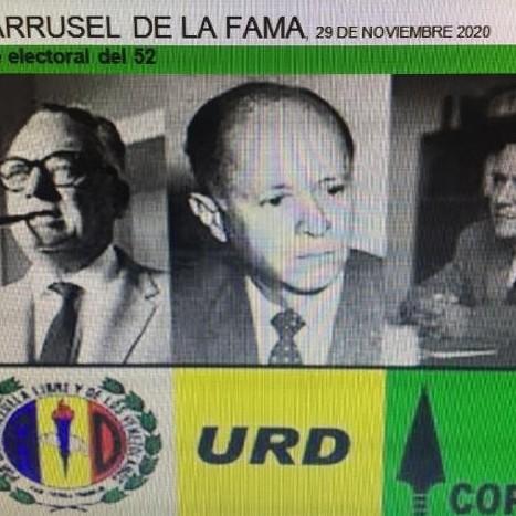 Frontera Digital,  CARRUSEL DE LA FAMA, NÉSTOR TRUJILLO, Regionales,  Carrusel de la Fama del 29 de noviembre 2020