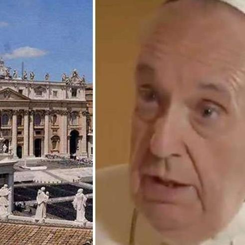 """Diario Frontera, Frontera Digital,  PAPA FRANCISCO, VATICANO, Internacionales, ,Vaticano se pronuncia por declaraciones  del Papa Francisco sobre """"convivencia civil"""""""