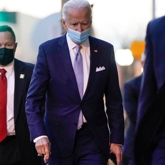 Diario Frontera, Frontera Digital,  JOE BIDEN, Internacionales, ,Joe Biden tiene dos fracturas en el pie