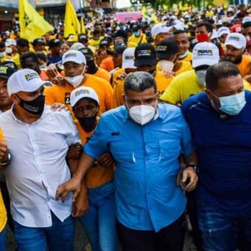 """Frontera Digital,  LUIS PARRA, Politica,  Luis Parra: """"El 6-D se materializará  el cambio político en Venezuela"""""""