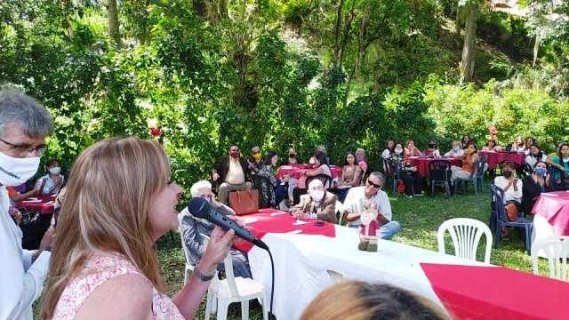 Diario Frontera, Frontera Digital,  MARÍA EUGENIA FEBRES - CORDERO, Politica, ,María Eugenia Febres – Cordero  compartió con un centenar de mujeres