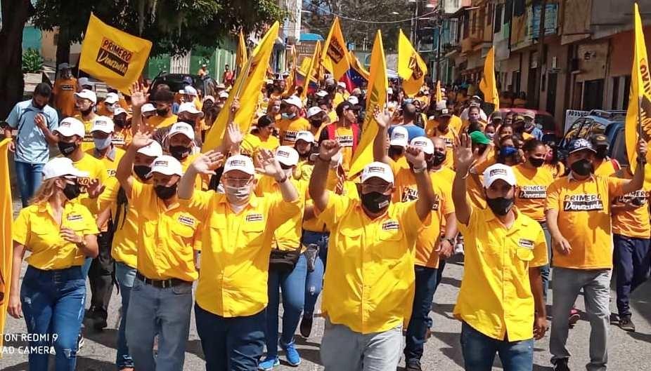 """Diario Frontera, Frontera Digital,  LUIS LOAIZA RINCÓN, Politica, ,""""El 6D será un día histórico y daremos una lección  de resistencia democrática"""""""