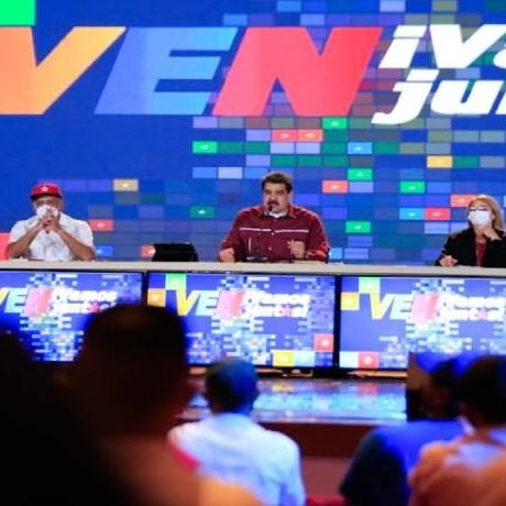 Diario Frontera, Frontera Digital,  NICOLÁS MADURO, Nacionales, ,Maduro desestima opinión internacional sobre elecciones