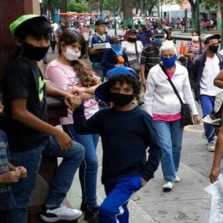 Diario Frontera, Frontera Digital,  COVID - 19, Nacionales, ,Venezuela registra aumento de casos de covid-19 este miércoles con 446