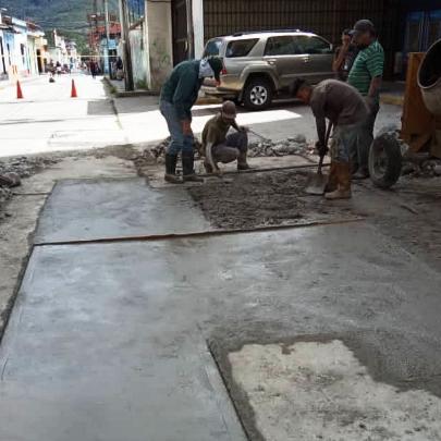 Diario Frontera, Frontera Digital,  ALCALDÍA DE MÉRIDA, Regionales, ,Continúan obras de recuperación del pavimento  de concreto en el centro de Mérida