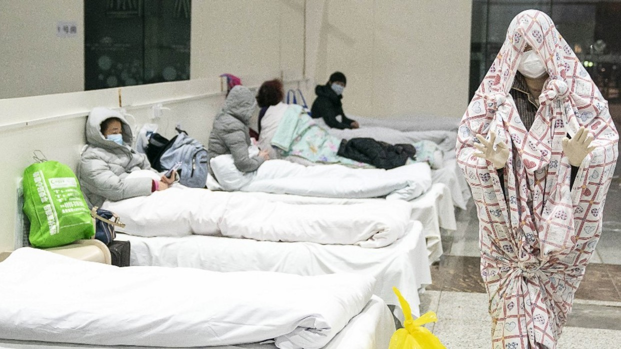 Diario Frontera, Frontera Digital,  CORONAVIRUS, Sucesos, ,El número de decesos en China por coronavirus  aumentó dramáticamente a 1.355