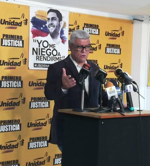 """Diario Frontera, Frontera Digital,  PRIMERO JUSTICIA, Nacionales, ,Alfonso Marquina: """"La inflación en enero fue de 65.4%,  los venezolanos ya no pueden ni comer, ni enfermarse ni ir a sus trabajos"""""""