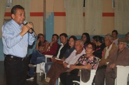 Diario Frontera, Frontera Digital,  BAILADORES, MUNICIPIO RIVAS DÁVILA, Mocoties, ,Gobernador Ramón Guevara comprometido  con la producción agrícola en Rivas Dávila