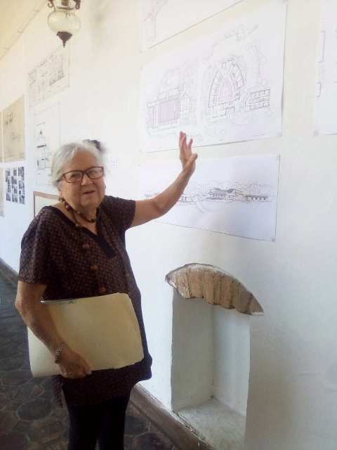"""Diario Frontera, Frontera Digital,  Yvonne Steiner de Bottaro, Regionales, ,Museo de Arte Colonial presenta """"Una historia vernácula"""""""