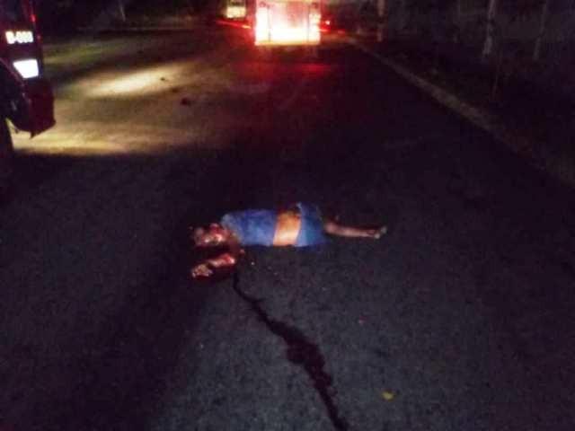 Diario Frontera, Frontera Digital,  ARROLLADO, EL VIGÑÍA, Sucesos, ,Paciente psiquiátrico falleció arrollado tras ser impactado por vehículo en El Vigía