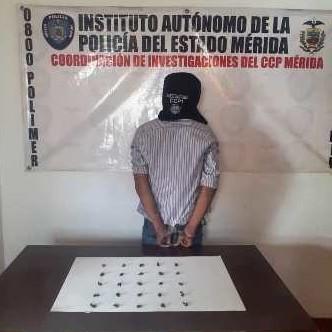 Diario Frontera, Frontera Digital,  DETENIDO, Sucesos, ,Capturan a joven al incautarle  presunta marihuana en Libertador