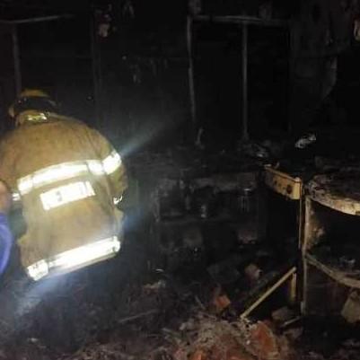 Diario Frontera, Frontera Digital,  INCENDIO EN TUCANÍ, Sucesos, ,Murió ciudadana al registrarse   incendio en Tucaní