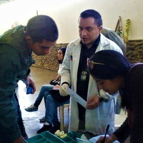 Diario Frontera, Frontera Digital,  GPOBIERNO DE MÉRIDA, Regionales, ,Oficina Estadal Antidrogas  aplicó pruebas toxicológicas a la FANB