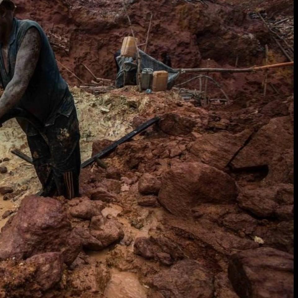 Diario Frontera, Frontera Digital,  MINAS, Nacionales, ,Los sindicatos del oro desangran el sur de Venezuela