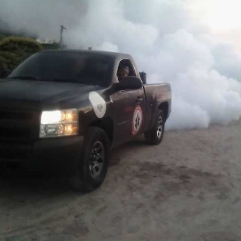 Diario Frontera, Frontera Digital,  FUMIGACIONES, Panamericana, ,Salud Ambiental ejecuta fumigación en zonas limítrofes con el estado Zulia