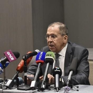 """Diario Frontera, Frontera Digital,  Serguéi Lavrov, Nacionales, ,Lavrov condena sanciones de EEUU  y anuncia mayor """"cooperación militar"""" con Venezuela"""