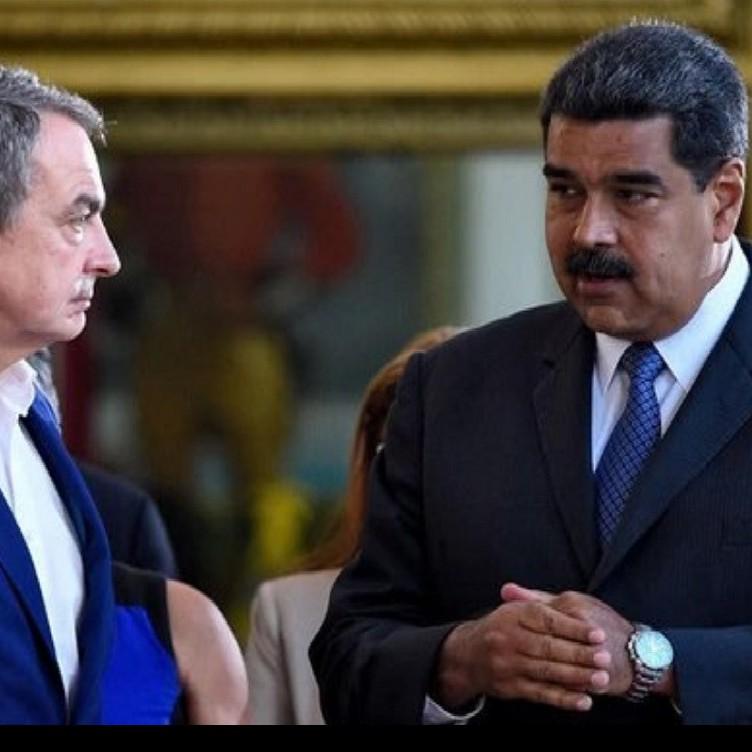 Diario Frontera, Frontera Digital,  GOBIERNO DE MADURO, Nacionales, ,Maduro se reunió con Zapatero en Miraflores