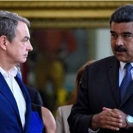 Diario Frontera, Frontera Digital,  ZAPATERO, Nacionales, ,Zapatero: Venezuela está próxima a un diálogo  con acuerdo y salida electoral