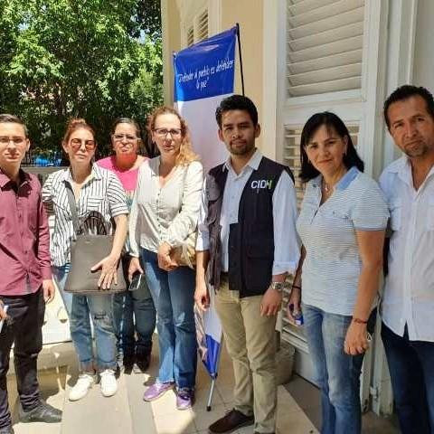 Diario Frontera, Frontera Digital,  ODH-ULA, Regionales, ,Víctimas representadas por el ODH-ULA expusieron  sus casos a la delegación de la Cidh en Cúcuta