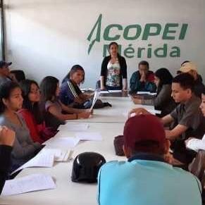 Frontera Digital, Diario Frontera, COPEI Legítimo realizó Taller de Formación Política y Social  a la juventud del municipio Libertador
