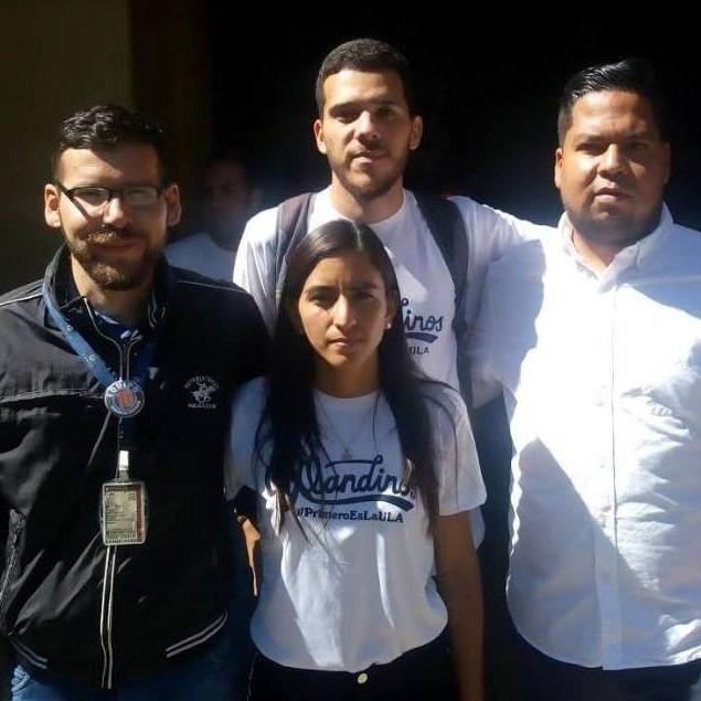 """Diario Frontera, Frontera Digital,  JORGE ARELLANO, Regionales, ,Jorge Eliezer Arellano: """"El liderazgo estudiantil  esta  dentro de la universidad y no fuera de ella"""""""