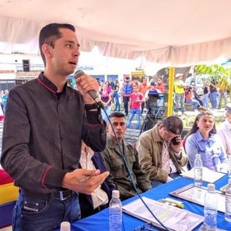 Diario Frontera, Frontera Digital,  MUNICIPIO SUCRE, Regionales, ,Autoridades honraron al epónimo del municipio Sucre del estado Mérida