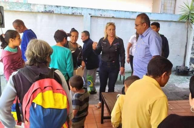 Diario Frontera, Frontera Digital,  ALCIDES MONSALVE, Regionales, ,Alcalde Alcides Monsalve realizó donativo de calzados a niños y niñas del municipio
