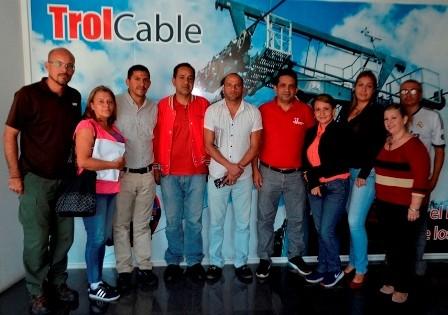 Diario Frontera, Frontera Digital,  TROMERCA, Regionales, ,Trolebús Mérida articula con ediles de Campo Elías  para mejorar operatividad de rutas en el municipio