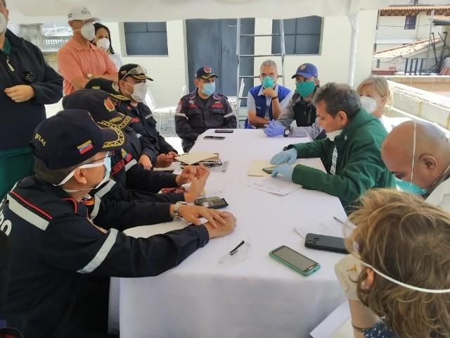 Diario Frontera, Frontera Digital,  BOMBEROS DE MÉRIDA, Regionales, ,Bomberos de Mérida contarán con seguro pagado por el ejecutivo regional