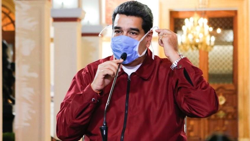 Diario Frontera, Frontera Digital,  N. MADURO, Nacionales, ,N. MADURO,Presidente Maduro ordena radicalizar cuarentena en Caracas, Miranda y Vargas