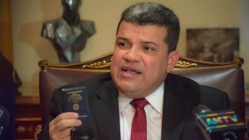 Diario Frontera, Frontera Digital,  LUIS PARRA, Politica, ,Luis Parra: Exigimos suspensión de sanciones  en medio de la crisis generada por coronavirus