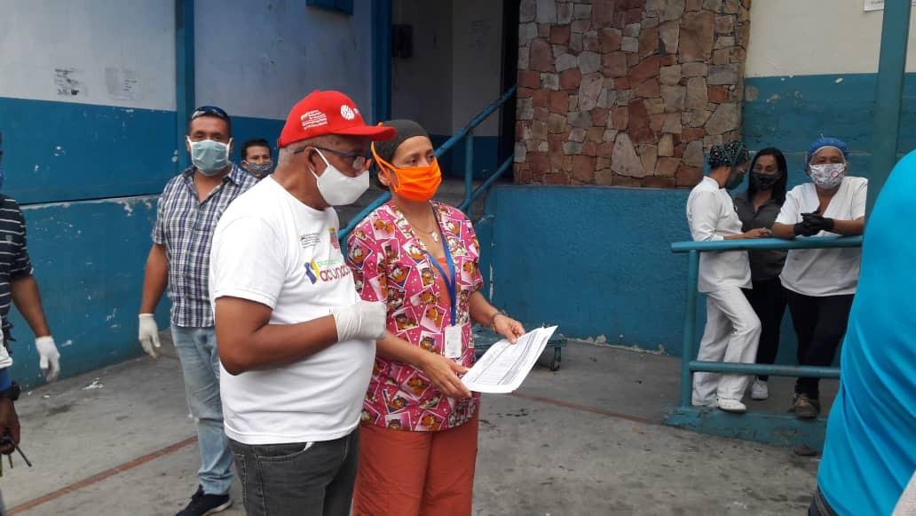 Diario Frontera, Frontera Digital,  EJIDO, SIMON FIGUEROA, Regionales, ,EN CAMPO ELÍAS CONTINÚA LA DOTACIÓN  A CENTROS ASISTENCIALES DE  INSUMOS MÉDICOS Y DESINFECCIÓN