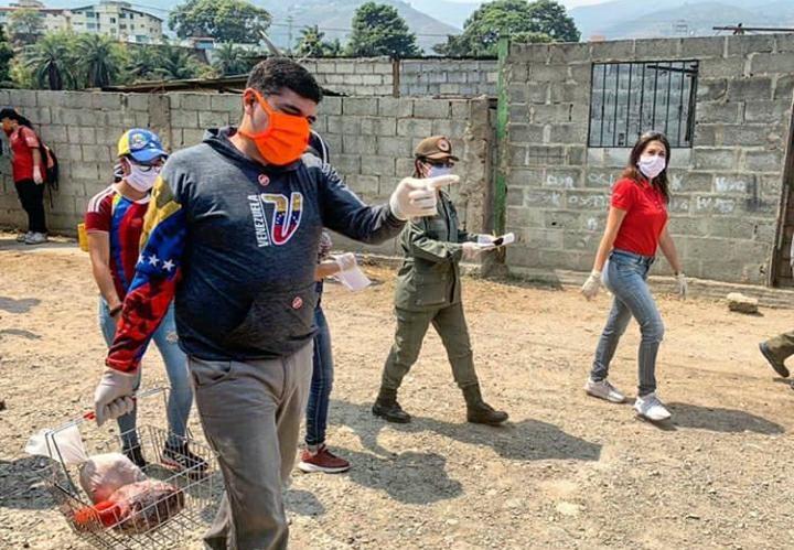 Diario Frontera, Frontera Digital,  CLAP, MÉRIDA, Regionales, ,240.000 familias son abastecidas por los Clap de Mérida