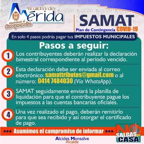 Diario Frontera, Frontera Digital,  SAMAT, Regionales, ,Samat activó plan de contingencia ante Covid-19