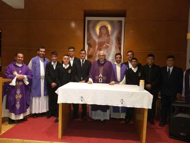 Diario Frontera, Frontera Digital,  CARDENAL BALTAZAR PORRAS CARDOZO, Regionales, ,Cardenal Porras celebró misa de inicio  de nuevo semestre del Seminario