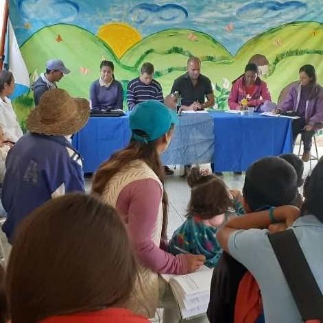 Diario Frontera, Frontera Digital,  CAMPO ELÍAS, Regionales, ,CONTINÚA ABORDAJE SOCIAL EN PARROQUIA JAJI
