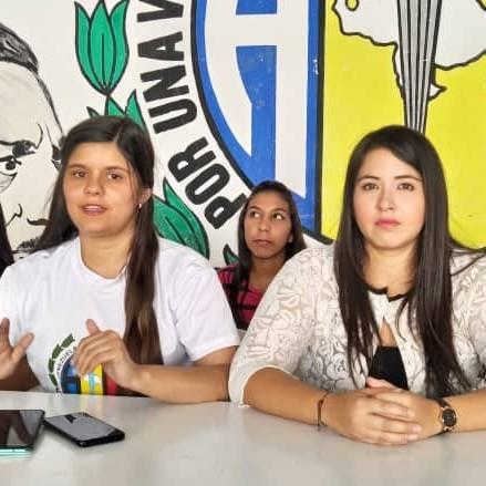 Diario Frontera, Frontera Digital,  AD, Politica, ,Juventud AD Mérida: Mujeres Venezolanas  debemos seguir luchando contra este sistema político.