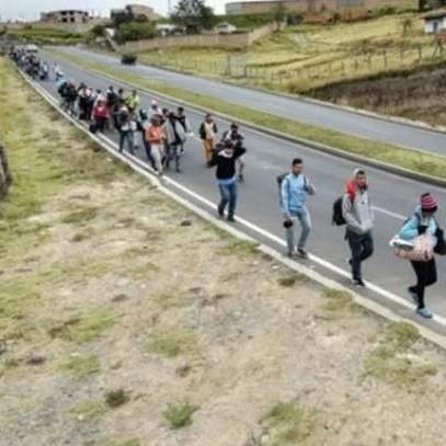Diario Frontera, Frontera Digital,  DIASPORA VENEZOLANA, Nacionales, ,Este es el Pliego Nacional de Conflicto de la diáspora venezolana