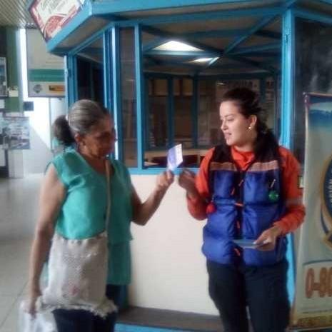 Diario Frontera, Frontera Digital,  TERMINAL DE MÉRIDA, Regionales, ,Terminal de Mérida realiza campaña sobre prevención del Coronavirus