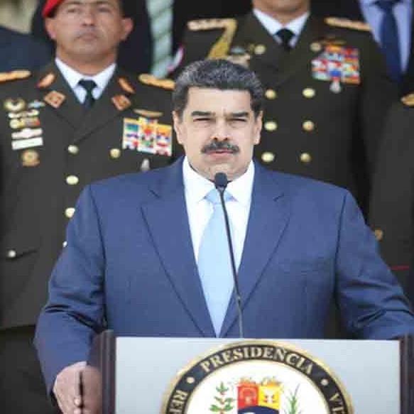 """Diario Frontera, Frontera Digital,  NICOLÁS MADURO, Salud, ,Maduro decreta estado de emergencia en el sector salud  """"por prevención"""" ante el COVID-19"""