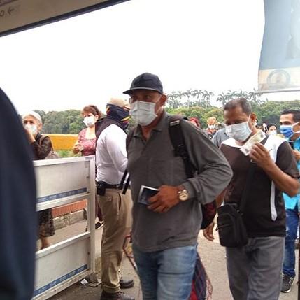 Diario Frontera, Frontera Digital,  FRONTERAS, Nacionales, ,Venezuela intensifica medidas preventivas en los pasos fronterizos