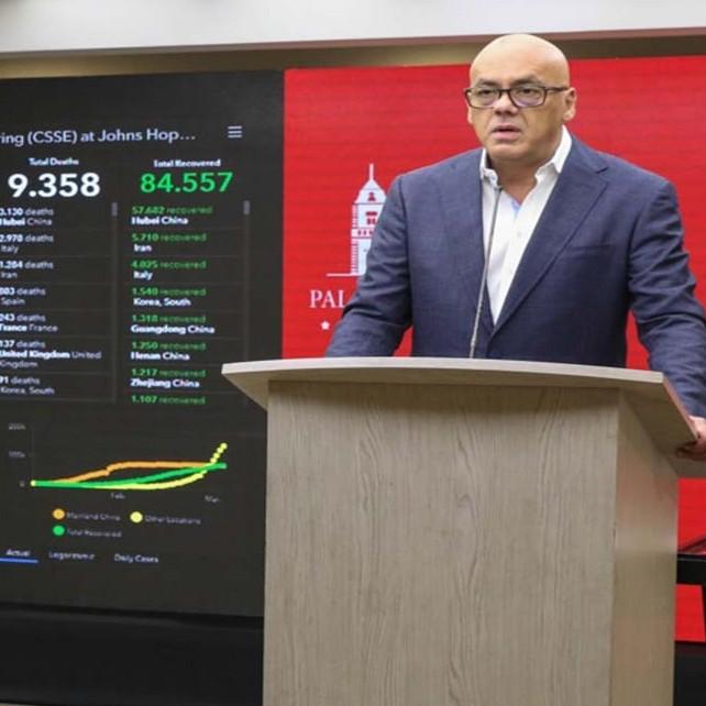 Diario Frontera, Frontera Digital,  JORGE RODRÍGUEZ, Nacionales, ,Un total de 23.762 camas clínicas  están habilitadas para atención de Covid-19